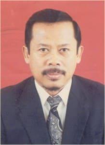 Kepala B4T Masa ke Masa - Drs. Jusuf Achadiat SH