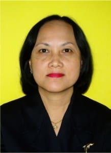 Kepala B4T Masa ke Masa - Dra. Ratnawati B Kardjana MBA