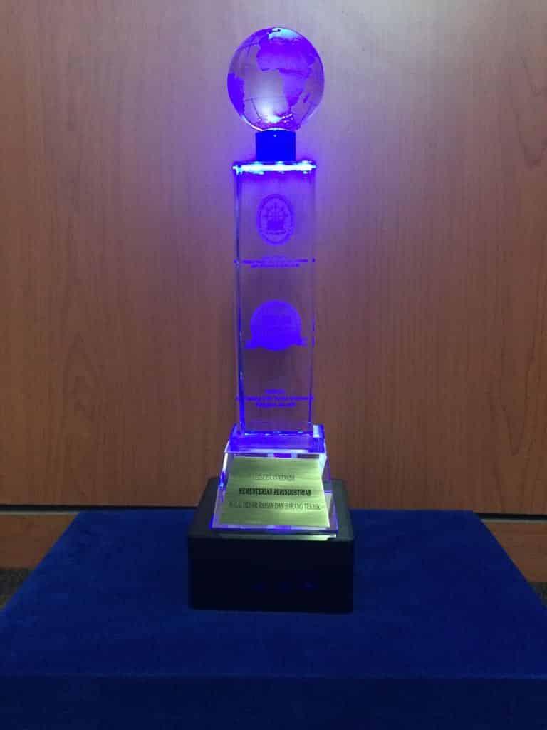 Penghargaan SINOVIK TOP 40