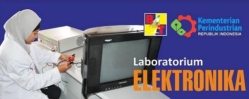 Fasilitas Lab Elektronika B4T