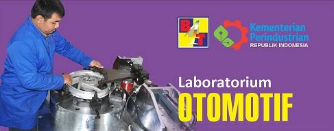 Fasilitas Lab Otomotif B4T
