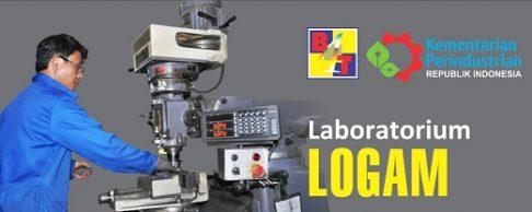 Fasilitas Lab Logam B4T