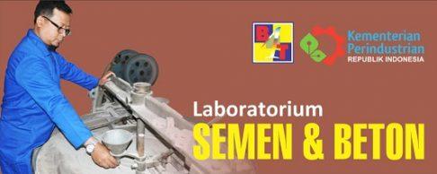 Fasilitas Lab Semen & Beton B4T
