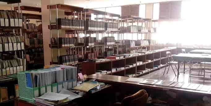 Fasilitas Perpustakaan B4T